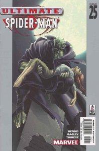 Ultimate Spider-Man #25 FN; Marvel   save on shipping - details inside