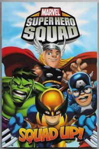Marvel Super Hero Squad Up! TPB Digest - New!