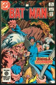 BATMAN #365-1983-DC VF