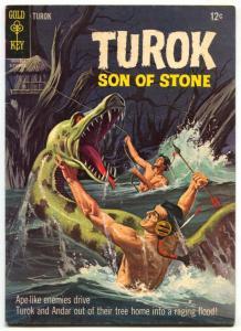 Turok, Son Of Stone #47 1965- Gold Key VG+
