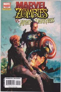 Marvel Zombies vs Army of Darkness #2