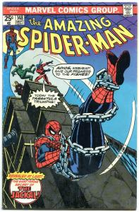 AMAZING SPIDER-MAN #148 1975 comic book-MARVEL COMICS-TARANTULA Jackal