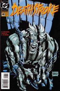 Deathstroke the Terminator #46 FN; DC   save on shipping - details inside