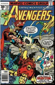 Avengers #159, 7.0 or Better