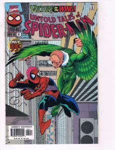 Untold Tales Of Spider-Man #20 VF Marvel Comics Comic Book April 1997 DE24