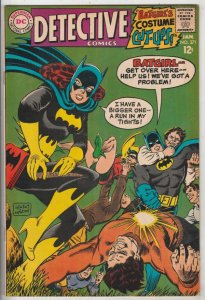 Detective Comics #371 (Jan-68) VF/NM- High-Grade Batman