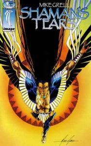 Shaman's Tears #9 VF/NM; Image | save on shipping - details inside
