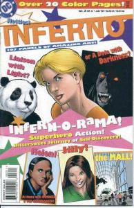 Inferno (1997 series) #3, NM + (Stock photo)