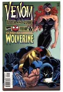 Venom: Tooth and Claw #2-Wolverine-Marvel-comic book NM-
