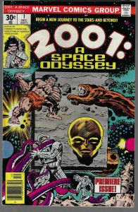 2001: A Space Odyssey #1 (Marvel, 1977)