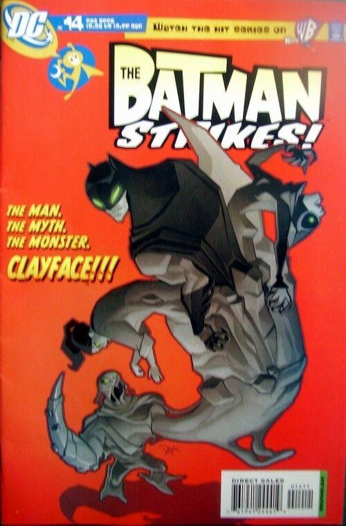 Batman Strikes Number 14 American Comic English complete issue
