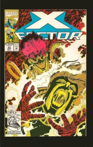 Marvel Comics X-Factor #82 September (1992)
