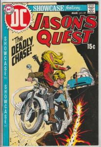 Showcase #89 (May-70) VF/NM High-Grade Jason Quest