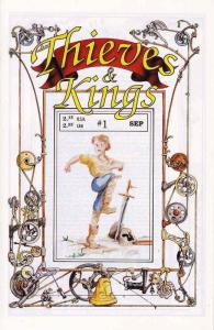 Thieves & Kings #1 VF/NM; I Box | save on shipping - details inside