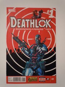 Deathlok #1 (2014)