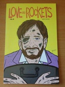 Love and Rockets #4 ~ NEAR MINT NM ~ 2002 Fantagraphics COMICS