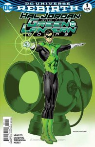 Hal Jordan And the Green Lantern Corps #1A FN; DC   save on shipping - details i