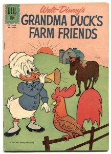 Grandma Duck's Farm Friends -Four Color Comics #1279 VG