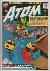 Atom, The #22 (Jan-66) FN/VF Mid-High-Grade The Atom