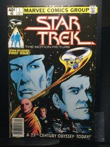 Star Trek #1 (1980)