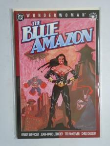 DC The Blue Amazon # 1 6.0 (2003)