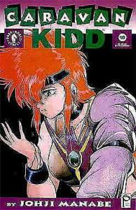 Caravan Kidd #10 VF/NM; Dark Horse | save on shipping - details inside