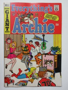 Everything's Archie (May 1969) #1 Giant Series F-VF