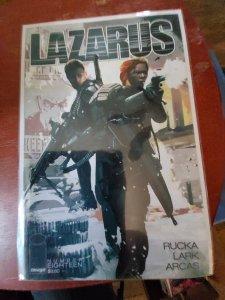 Lazarus #18 (2015)