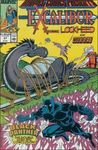 Marvel MARVEL COMICS PRESENTS (1988 Series) #37 VF/NM