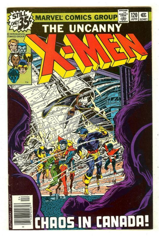 X-Men 120   1st Alpha Flight   1st Vindicator