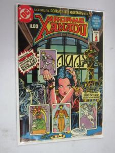Madame Xanadu (1st Series) #1, 6.0/FN (1981)