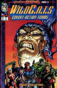 WildC.A.T.s #20 VF/NM; Image | save on shipping - details inside
