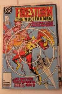 The Fury of Firestorm  65 9-0-vf-nm
