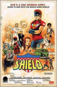 Shield, The (Archie, 2nd Series) #1D VF/NM; Dark Circle   save on shipping - det