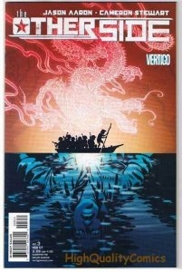 THE OTHER SIDE #3, NM+, Vietnam War, Vertigo, Stewart, 2006, Jason Aaron
