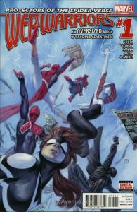 Web Warriors #1 VF/NM; Marvel | save on shipping - details inside