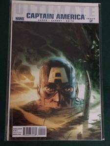 Ultimate Captain America #2