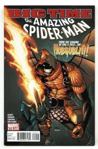 Amazing Spider-Man #649 - 2011 Phil Urich becomes the Hobgoblin