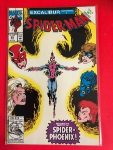 SPIDER-MAN #25 1990's MARVEL / HIGH QUALITY