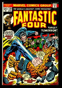 Fantastic Four #139 VF 8.0