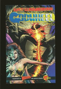 Malibu Wizard Mini Supplement Ultraverse Godwheel 1994