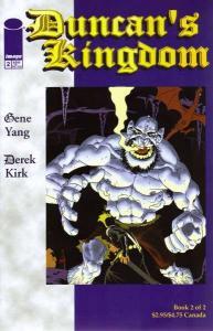 Duncan's Kingdom (2004 series) #2, NM (Stock photo)