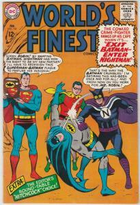 World's Finest #155 (Feb-66) VF/NM High-Grade Superman, Batman, Robin