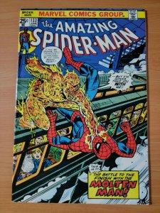 Amazing Spider-Man #133 ~ VERY FINE - NEAR MINT NM ~ 1974 Marvel Comics
