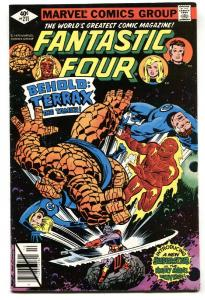 FANTASTIC FOUR #211 First  appearance of Terrax-Galactus VF