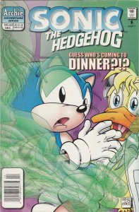 Sonic the Hedgehog 53 VF Newsstand