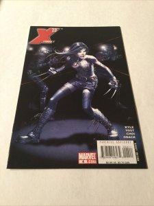 X-23 Target X 4 Fn Fine 6.0 Marvel Comics