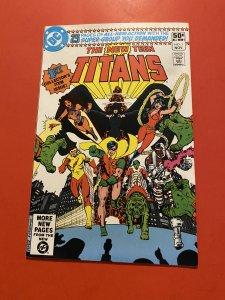 Millennium Edition: The New Teen Titans 1 #1 (2000)