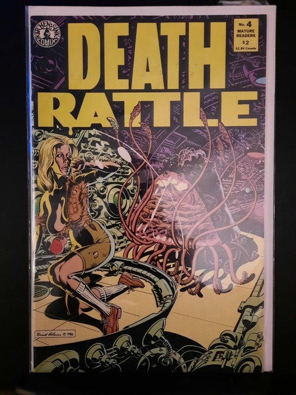 Death Rattle #4 (1986)