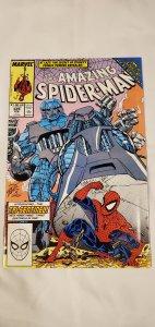 Amazing Spider-Man #329 - NM - Cosmic Spider-Man Revealed